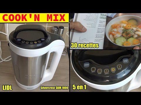 cook 39 n mix lidl silvercrest cuiseur
