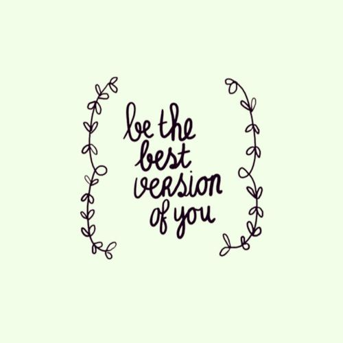 Be The Best Version Of You Quote: Health And Fitness, Cross Stitch Quotes And You Quotes On