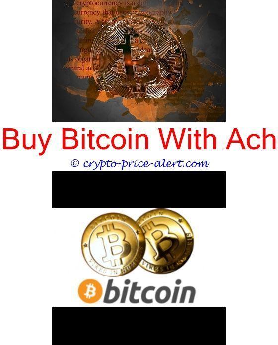 bitcoin ach)
