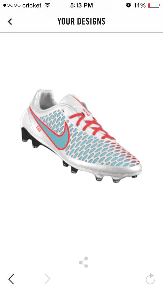 Nike magista cleats