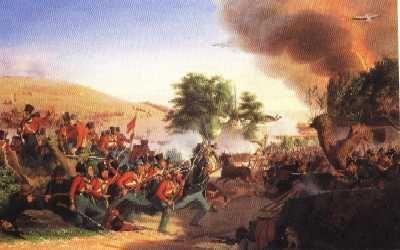 Slaget ved Dybbøl 5. juni 1848 | Treårskrigen | Pinterest