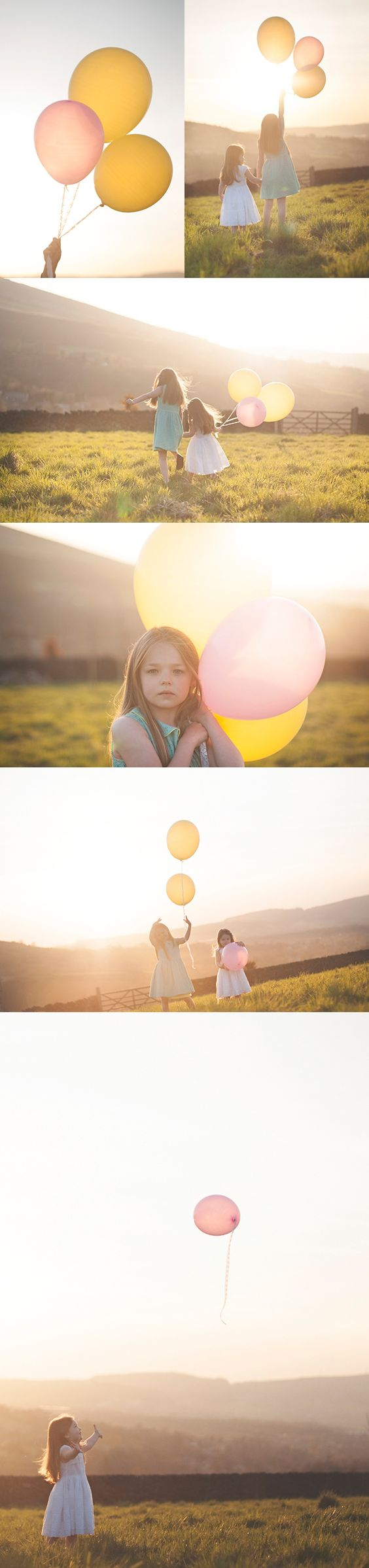 Cute photoshoot idea for a Summer inspired photo book | #photobook #photography #summer |