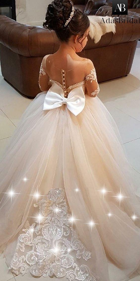 Inspire Idea Of Flower Girl Kleid Fur Hochzeitsfeier Teil 12 Kinder Kleider Hochzeit Hochzeit Kleidung Kleider Hochzeit