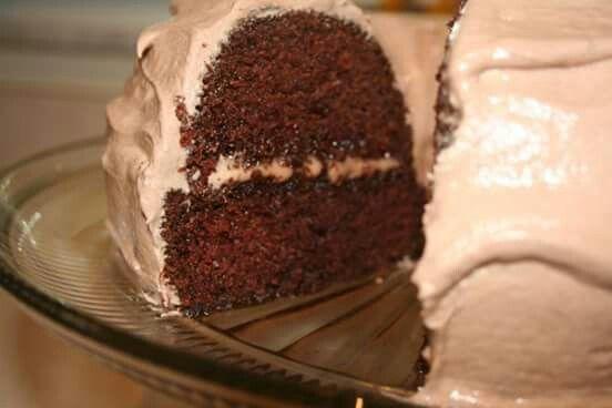Moist Chocolate Bundt Cake
