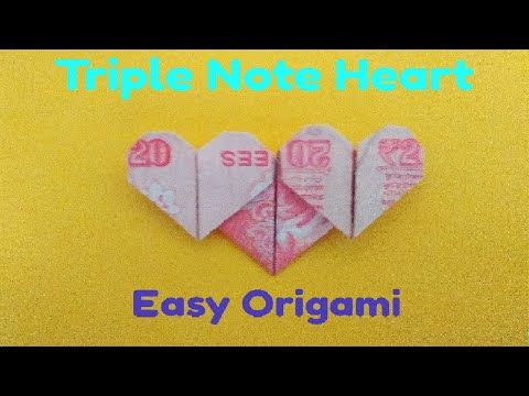 How to Make an Origami Note T-Shirt - YouTube | 360x480