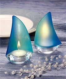 Nautical Theme Party Favors Candle