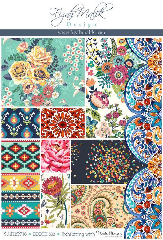 Surtex 2016 Preview: Fizah Malik   Make It In Design
