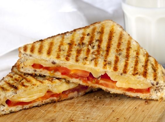 Chile Grilled Cheese -