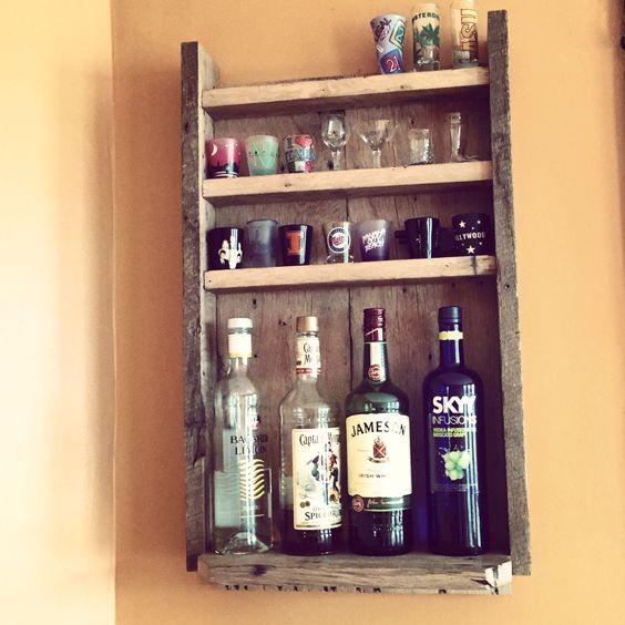 Wood Whisky Bottle Holder Ideas: Pinterest • The World's Catalog Of Ideas