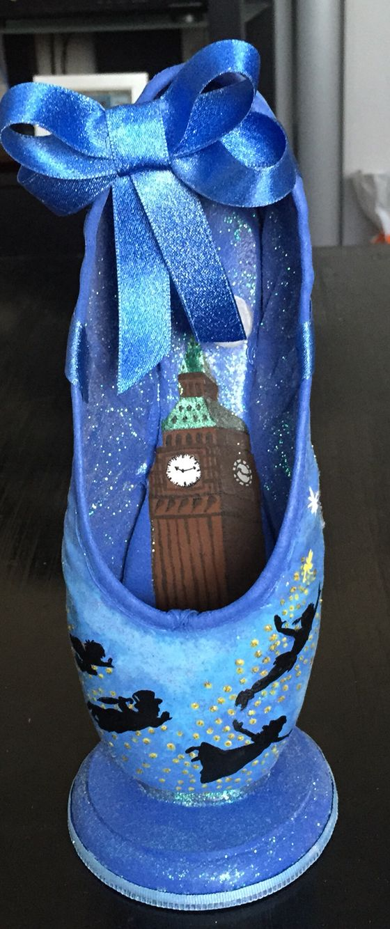 Peter Pan performance Point Shoe