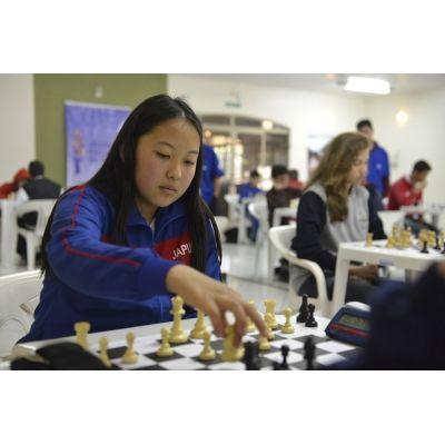 Toni Utilidades: Xadrez de Japurá é Campeão Paranaense