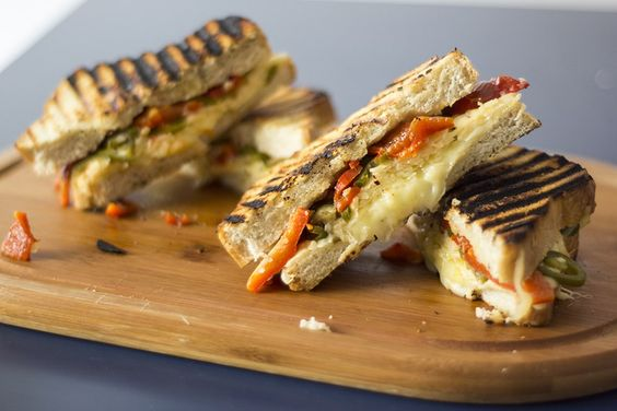 Receita de queijo quente de gruyere e jalapeño