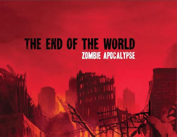 The End as We Know It?: A Review of FFG's 'The End of the World – Zombie Apocalypse' | The Gaming Gang