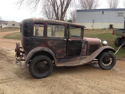 Ford model a 4 door sedan 1931 ford model a http www for 1931 ford model a 4 door