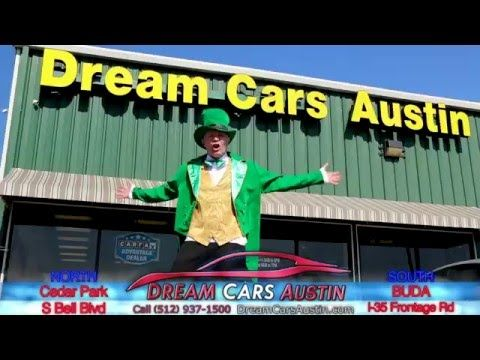 I'm willing to bet I'm not the only one who has seen about 1,000 Scott Elder commercials from Dream Cars Austin. These are the dumbest ads I've ever seen, but thanks to mere exposure I know exactly who they are and where they're located, and they are the most accessible Austin car dealership in my memory. Personally, I'll never step foot in the place on the off chance I accidentally wander into the background of one of these commercials and have to change my name and address.