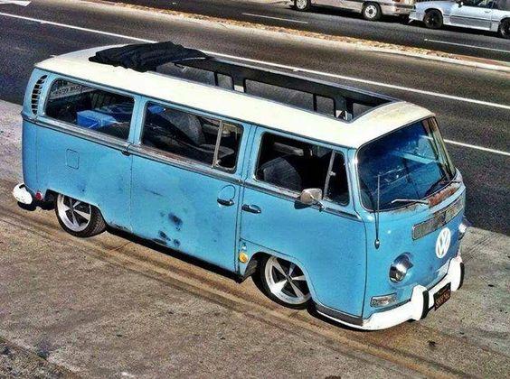Full Length Sunroof On Vw Early Bay Window Bus Vehicles