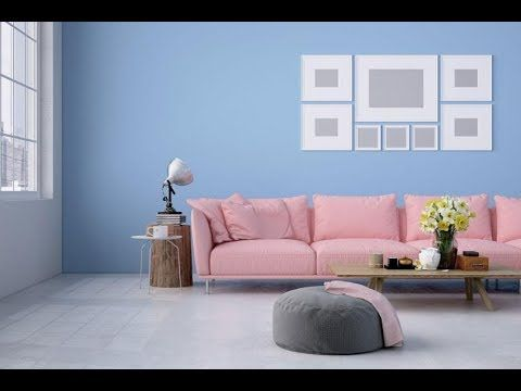 Living Room Color Ideas Attractive Wall Painting Designs Ideas 2019 Youtube Living Room Color Living Room Colors Room Colors