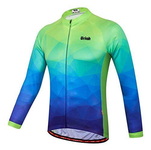 Longsleeve Reflective Bikewear