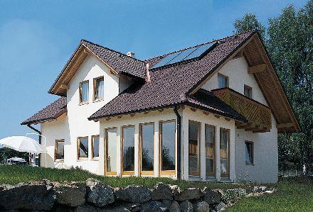 Satteldach mit grosser Gaube,fertig! Wohneinrichtung Pinterest - dieses moderne weise penthouse stockholm demonstriert luxus