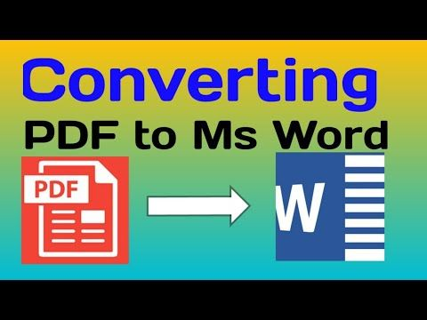 Converting Pdf To Word In 2020 Online Typing Jobs Words Data Entry Jobs