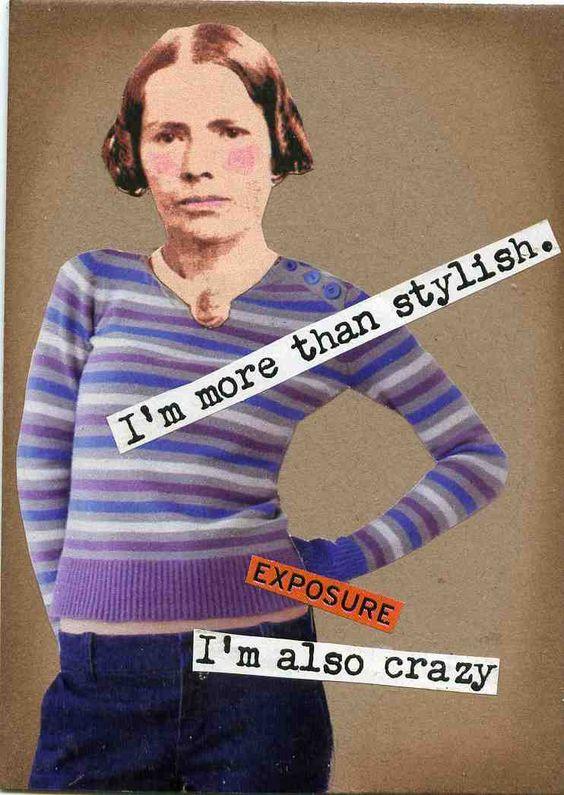 I'm More than Stylish