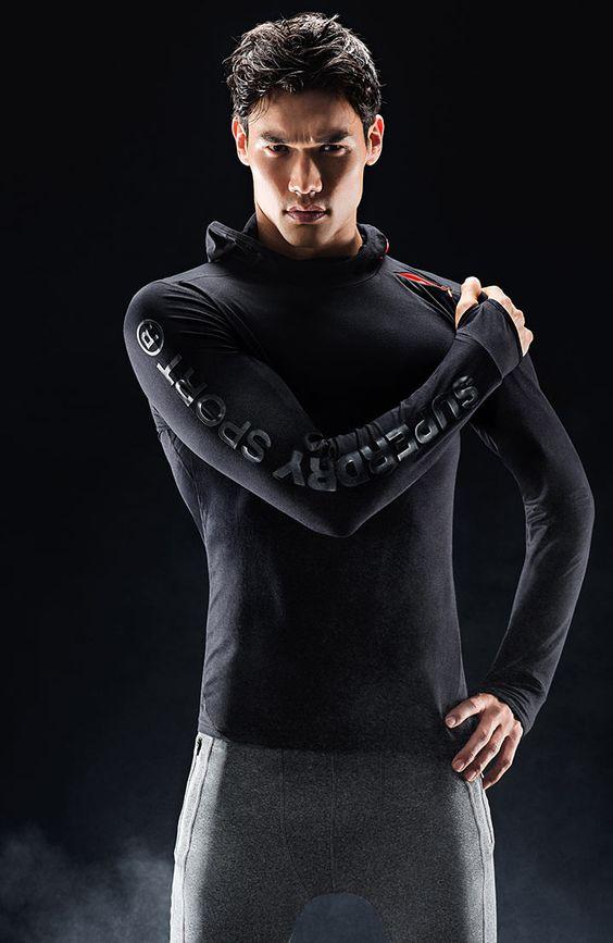 Men's Gym Clothes   Gym Wear for Men   Superdry Sport