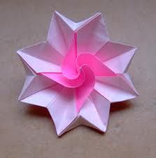 origami flower as an icon?