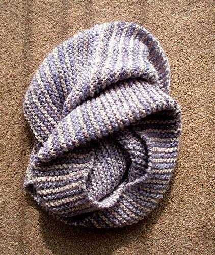 Infinity Scarf Knitting Pattern Garter Stitch : Pinterest   The world s catalog of ideas