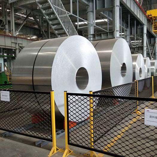 Aluminum Coil In 2020 Aluminium Sheet Aluminum Foil Plates