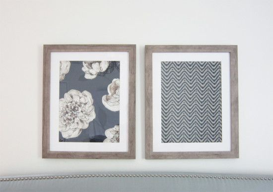 Frame Pretty Fabric For Quick And Lovely Decor Quilting Digest Framed Fabric Wall Art Barn Art Fabric Wall Art