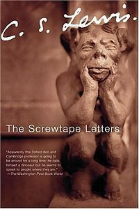 The Screwtape Letters--Read this.