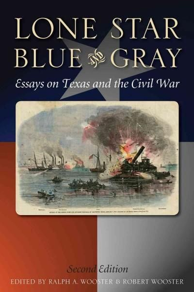 Lone Star and Gray: Essays on Texas and the Civil War