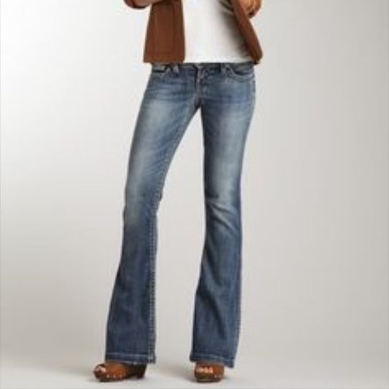 NWT Flare Jeans Size 18 New. Low rise. Flare. Waist flat is approx ...