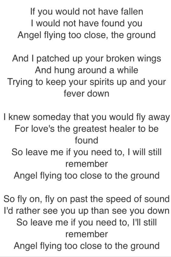 Willie Nelson - Angel Flying Too Close To The Ground (Chords)