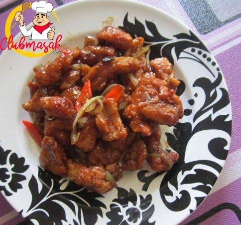 Ayam Teriyaki Club Masak Ayam Teriyaki Resep Ayam Resep Daging Sapi