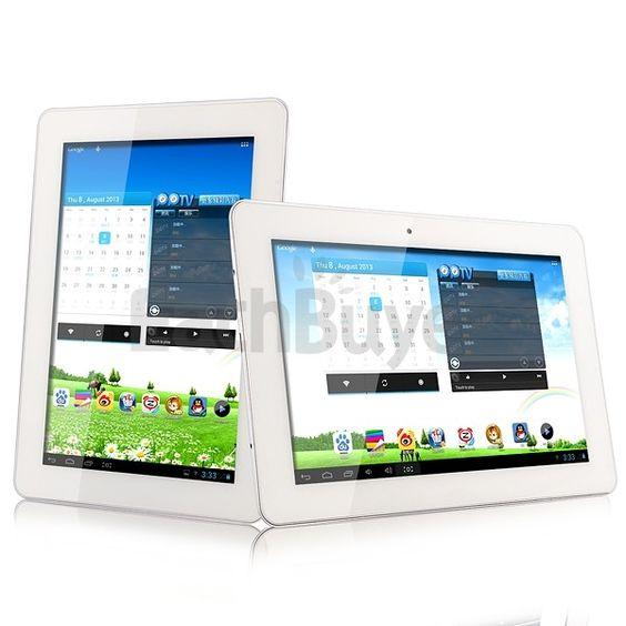 AINOL NOVO 10.1 HERO 2 Tablet PC mit QUAD-Core 1,5GHZ 16GB 1280×800 zu gutem Preis. Wer ein Tablet mit relative höheren Ausstattungen sucht sollte es mal gut überlegen. Jetzt mit Gutscheincode GHEXYMKUBNP reduziert sich der Preis auf 174,61€ inkl. Versand. Man bekommt 10% Rabatt. Der beste Preis bei Ebay ist 203,90€ inkl. Versand. Hier sieht man auch einen anderen Preis für 206,85€ inkl. Versand.