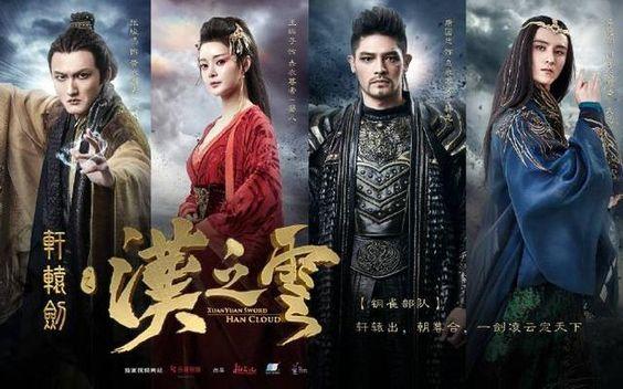 Phim Hiên Viên Kiếm - Hán Chi Vân