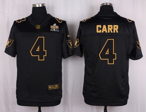... Oakland Raiders Nike Nike Raiders 4 Derek Carr Black Mens Stitched NFL  Elite Pro Line Gold Collection Jersey httpwww ... e1916d4aa