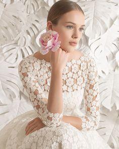 Neri - 2017 Bridal Collection. Rosa Clará.