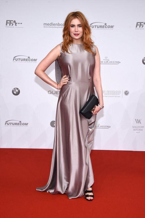 Pin for Later: Seht alle Stars beim Deutschen Filmpreis Palina Rojinksi