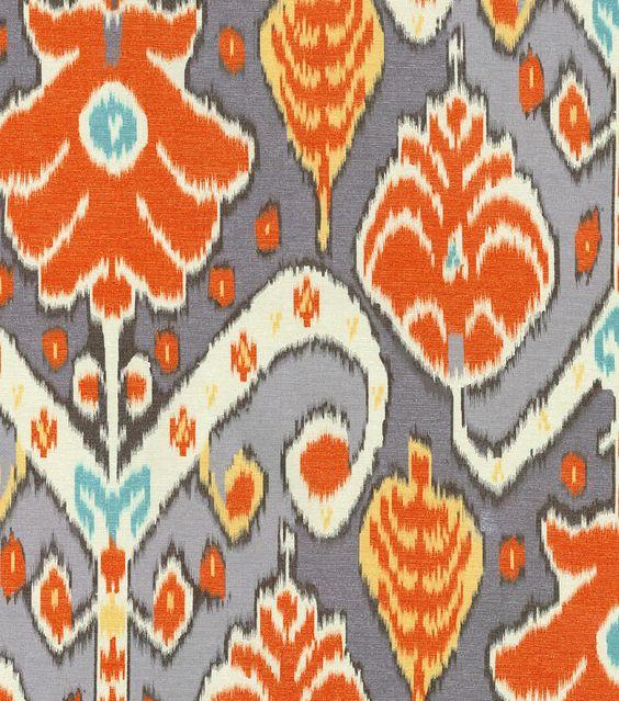 Home Decor Print Fabric- HGTV Home Market Marvel Mineral