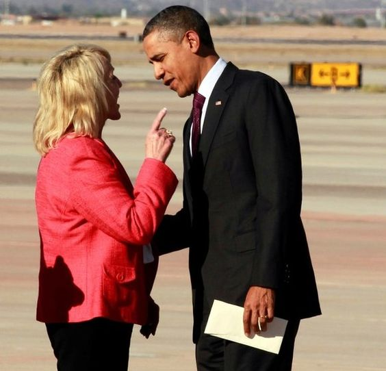 Jan Brewer speaking her mind! You go Girl!