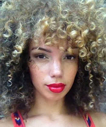 brass be gone diy purple toner blondes curly hair and