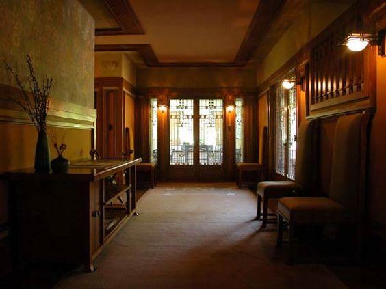 Органическая архитектура: Фрэнк Ллойд Райт (Frank Lloyd Wright): Meyer May…