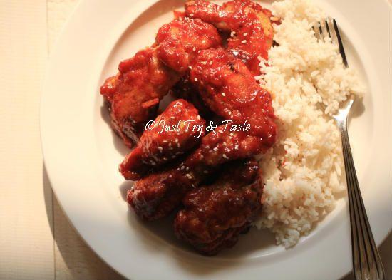 Resep Fire Chicken Wings A La Richeese Sayap Ayam Makanan Dan Minuman Resep Makanan