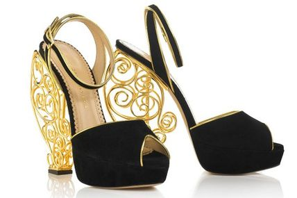 Avalon sandals by Charlotte Olympia