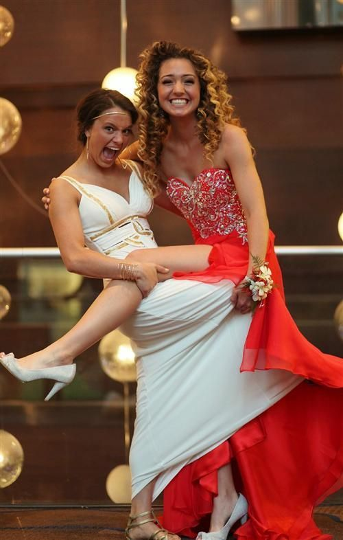 Cute Best Friend Prom Pictures Google Search
