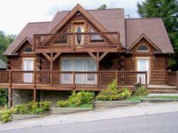 In the Smokies! Find a Gatlinburg Cabin � Mountain Shadows Resort