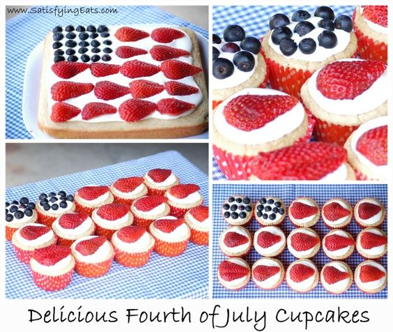 low carb 4th of july dessert recipes