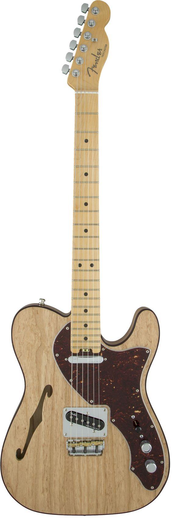 Fender American Elite Telecaster Thinline Electric Guitar